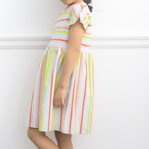 Fast Jersey Stretch Multi Border One-piece Dress