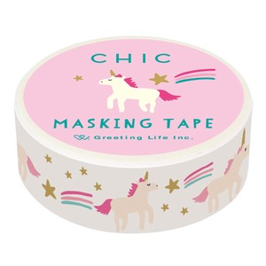 Washi Tape Unicorn