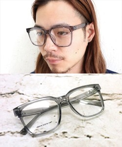 Fashion Cell Frame Clear Gray