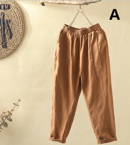 Ladies Plain 9/10Length Pants Pants