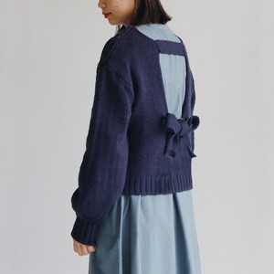 Bag Ribbon Sweater