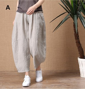 Ladies Leisurely Thin 9/10Length Pants Pants