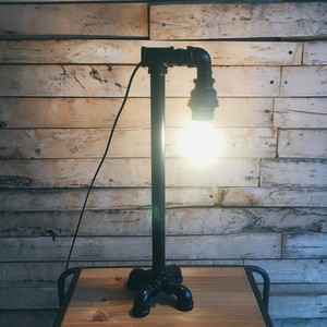 Water Pipe Table Lamp