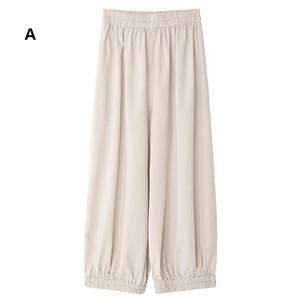 Ladies Leisurely 9/10Length Pants Pants