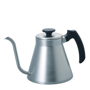 V60 Drip Kettle Fit Hairline Silver