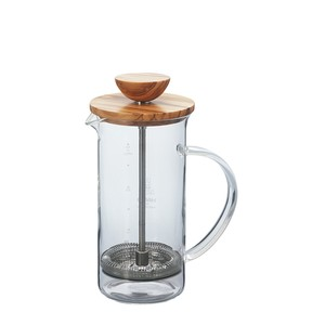 "Tea Press ""Wood"" for 2 cups"