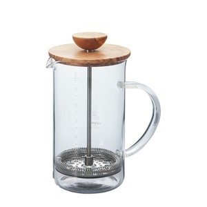 "Tea Press ""Wood"" for 4 cups"