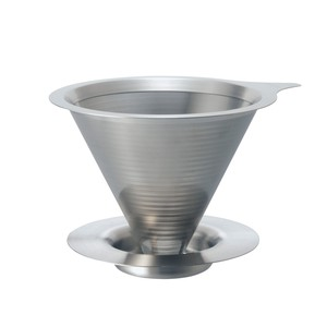 Double Mesh Metal Dripper 01