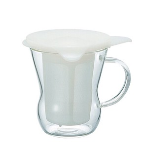 One Cup Tea Maker / Natural White