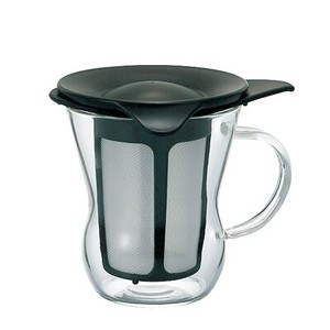 One Cup Tea Maker / Black