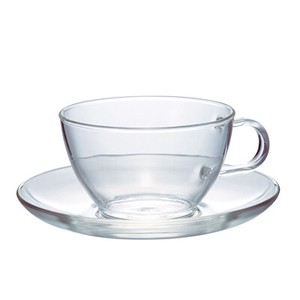 Heatproof Tea Cup & Saucer