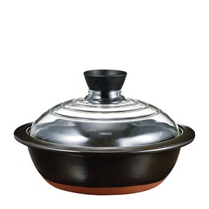 DONABE Glass Lid Cooking Pot 2,000ml
