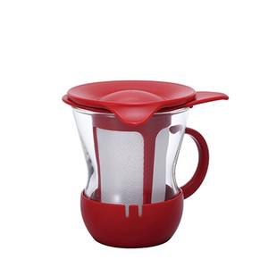 One Cup Tea Mug / Red