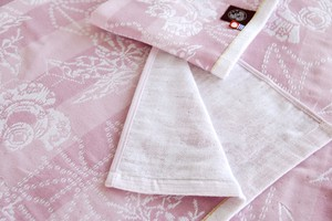 Made in Japan Gauze IMABARI TOWEL Plump Spallow