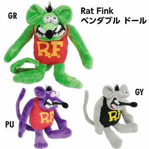 Soft Toys Rat Fink Double Color
