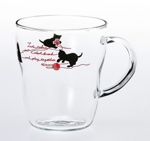 Heat-Resistant Mug Glass
