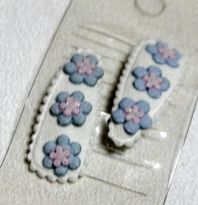 Flower Design pin