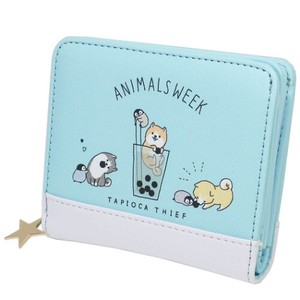 Wallet ANIMAL Clamshell Wallet