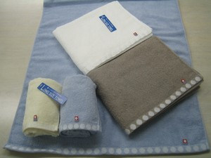 Imabari Long Dot Towel Series