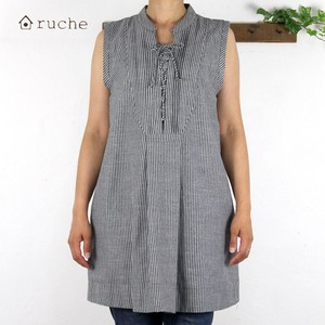 Stripe Tunic Natural