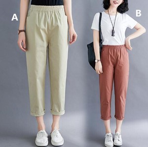 Ladies 9/10Length Pants Pants
