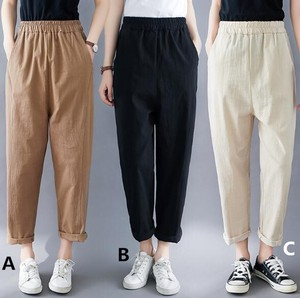 Ladies Leisurely Thin 9/10Length Pants