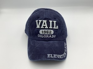 Original Denim Wash Cap COLOR BLUE