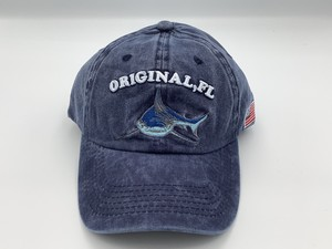 Original Denim Wash Cap