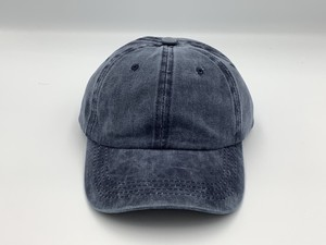 Original Denim Wash Cap Blue