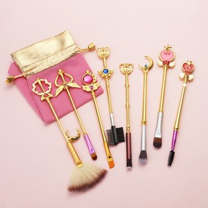 Make Brush Make Up Beauty Tool Kit Sailor Moon Design
