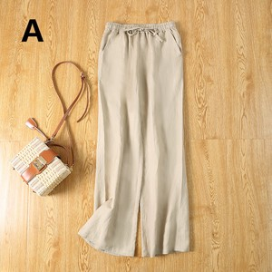 Ladies Linen Pants