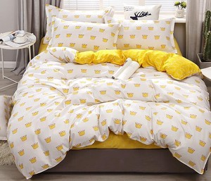Cover Sheet Set Bedding Duvet Cover 4 Pcs