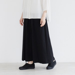 Cotton smooth Flare Skirt