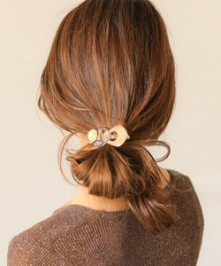 Clear Drop Hair Clip