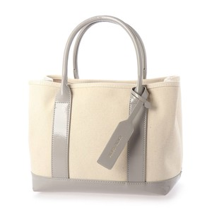 Enamel Attached Tote Bag