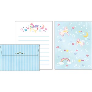Mini letter Set Dream Letter Set made Japan