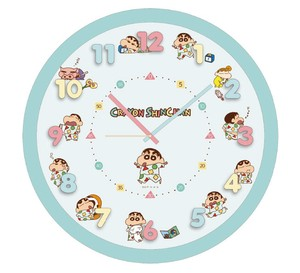 """Crayon Shin-chan"" Icon Wall Clock"