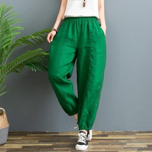 S/S Ladies 9/10Length Pants 4 Colors