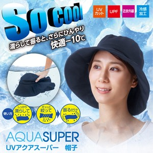 Aqua Super Hats & Cap