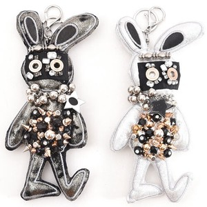 Big Punk Rabbit Charm