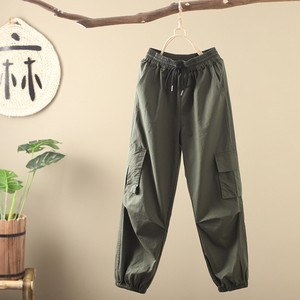Ladies Plain Casual Pants Pants 3 Colors
