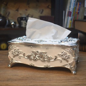 Tissue Case Box Holder Elegance