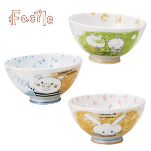SHINZI KATOH Design Fluffy Japanese Rice Bowl
