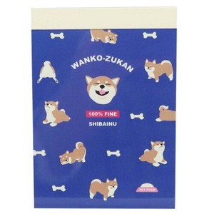 Memo Pad Memo Pad Objects and Ornaments Ornament Dog