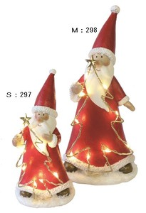 Holding Christmas LED Tree M
