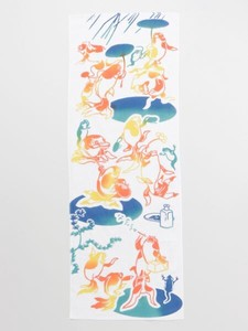 Thusen Hand Towel Goldfish Making