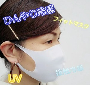 Cool Processing Washable Fit Mask