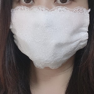 Silk Lace Mask