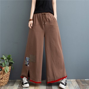 Ladies 9/10Length Pants 4 Colors