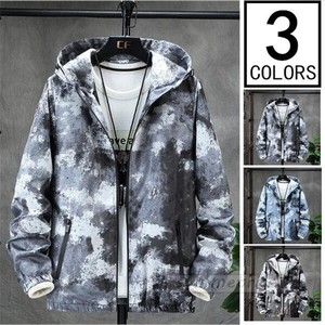 Window Men's Mountain Hoody Zip‐up Jacket Jacket Camouflage